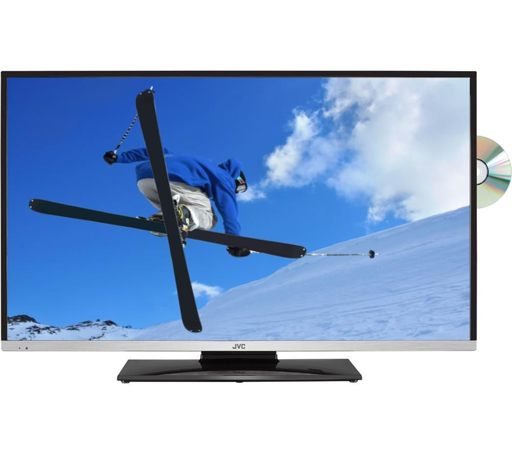 Jvc Lt 32c655 Smart 32 Led Tv With Built In Dvd Player Order From Uk